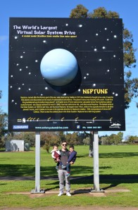 Solar System Drive - Neptune